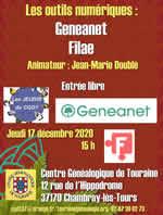 Geneanet et Filae